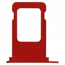 Bandeja SIM para Apple iPhone XR Rojo