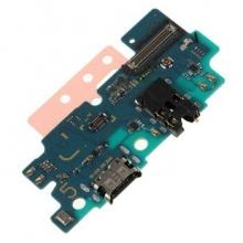 Placa PCB Completa con Puerto de Conector de Carga para Samsung Galaxy A50 A505