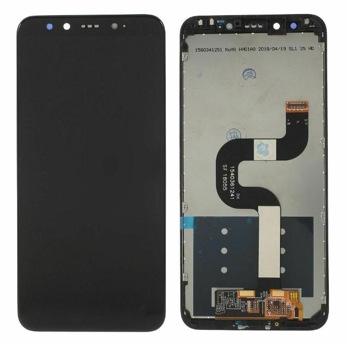 Pantalla para Xiaomi Mi A2 / Mi 6X LCD Negro OEM