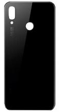 Tapa Trasera para Huawei P20 Lite / Nova 3E Negro OEM