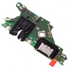 Placa PCB Completa con Puerto de Conector de Carga para Huawei Mate 20 Lite OEM