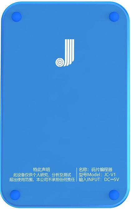 Programador Truetone / Als de Pantalla Y Vibrador para Apple iPhone 6 a iPhone 11 Pro Max Jcid-V1