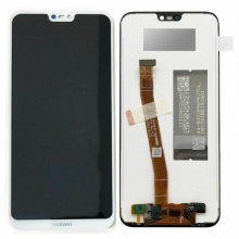 Pantalla para Huawei P20 Lite / Nova 3E Blanco LCD OEM
