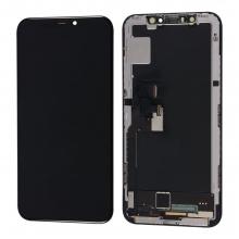 Pantalla para Apple iPhone X Negro Compatible Premium Hard OLED GX (Sin Componentes)